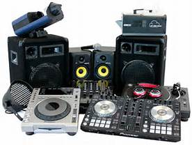 buy and sell DJ Equipment, musical instruments