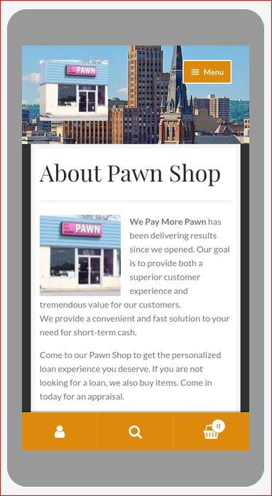 syracuse pawn shop on our modile phone